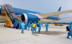 Chuyến bay từ Nga về Việt Nam tháng 3 | Chỉ còn 9vé