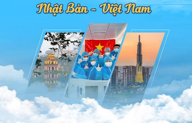 Chuyến bay từ Nhật Bản về Việt Nam 2021 | Đặt ngay!