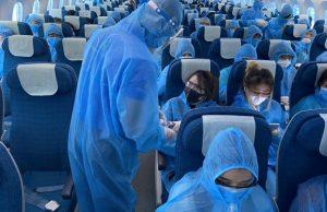 Các chuyến bay từ Philippines về Việt Nam | Bay gấp tháng 3