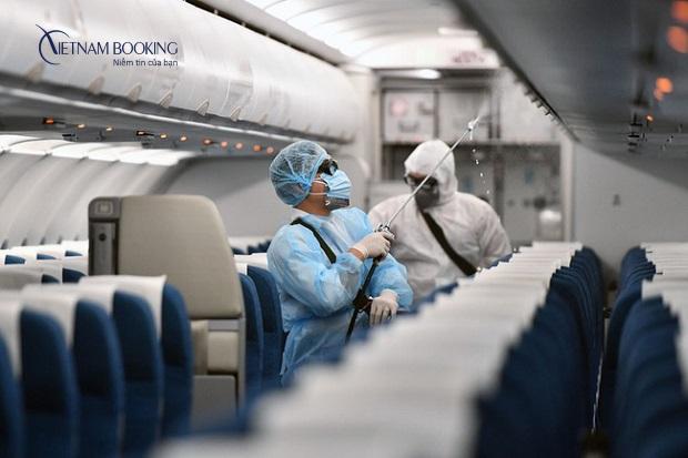 vé máy bay từ Doha về Việt Nam