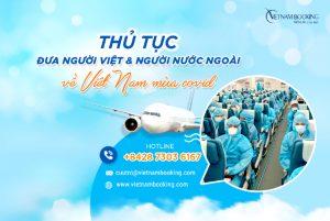 Cập nhật lịch bay tháng 5 – Chuyến bay từ Indonesia về Việt Nam