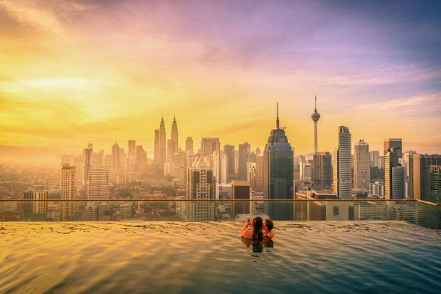 Vé máy bay đi Malaysia giá rẻ hãng Air Asia