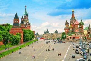Vé máy bay đi Moscow giá rẻ hãng Air Asia