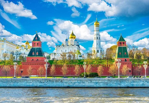 Vé máy bay đi Nga giá rẻ Air Asia