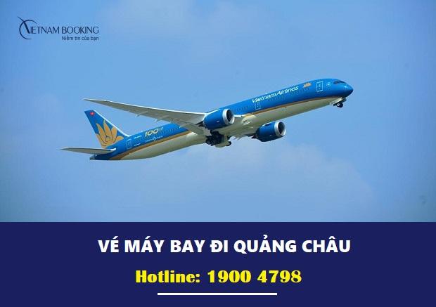 Vé máy bay đi Quảng Châu giá rẻ hãng Air Asia