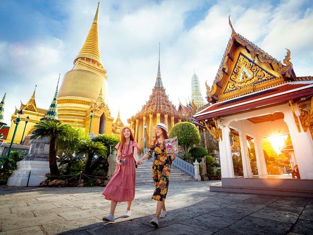 Vé máy bay đi Thái Lan giá rẻ hãng Air Asia