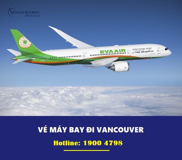 vé máy bay đi vancouver