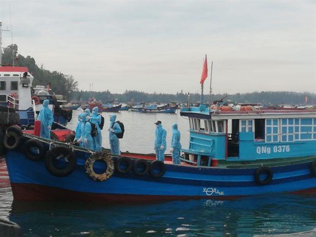 Combo 21 ngày khách sạn cách ly cho thuyền viên về Việt Nam