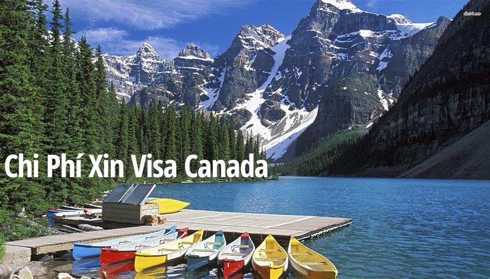 Dịch vụ xin visa đi Canada tại TPHCM - Tỷ lệ đậu Visa cao