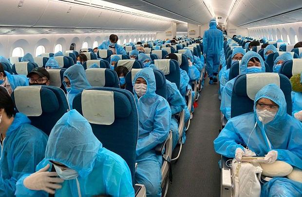 Vé máy bay từ Washington về Sài Gòn   Thông tin chuyến bay mới