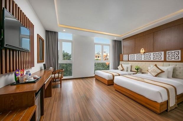 Khách sạn cách ly dành cho F1 F2 F3 tại Đà Nẵng