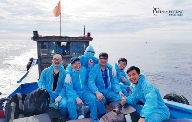 Xin công văn nhập cảnh cho thuyền viên về Việt Nam bằng đường biển, đường hàng không