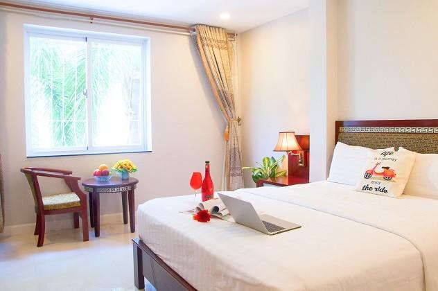 khách sạn cách ly ở Sài Gòn mới nhất