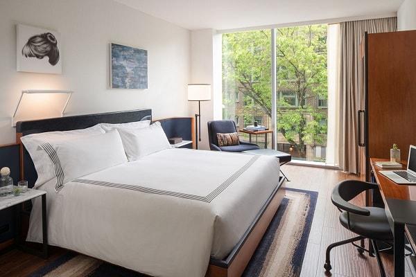 Danh sách các khách sạn bình dân ở Seattle cho du khách