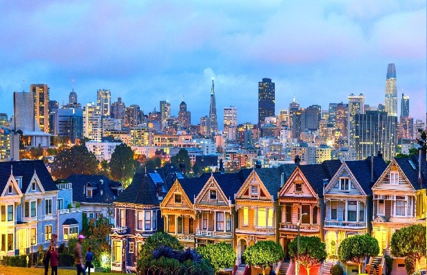 Vé máy bay Đà Nẵng đi San Francisco 2021
