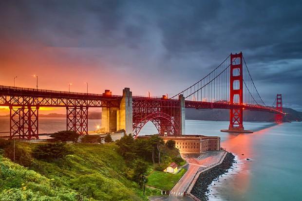 Vé máy bay Đà Nẵng đi San Francisco update