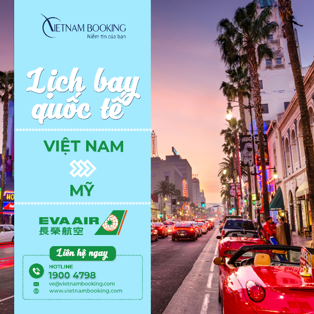 Vé máy bay Hà Nội đi Los Angeles giá rẻ