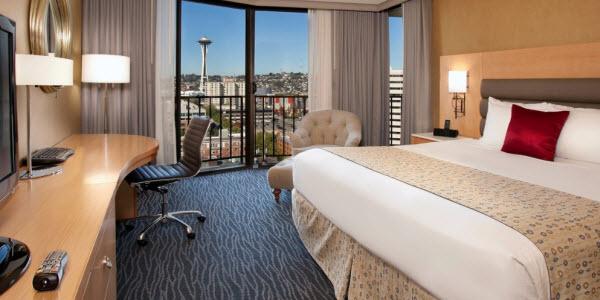 Nếu có dự định đến Seattle, bạn không thể bỏ qua những khách sạn giá rẻ này