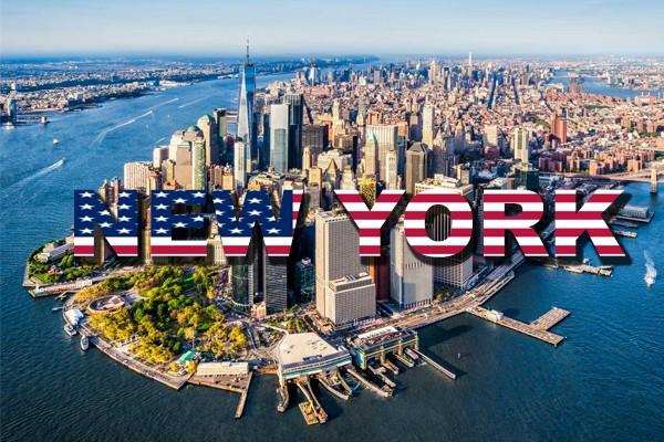 vé máy bay từ Đà Nẵng đi New York 2021