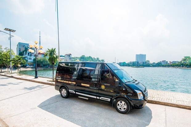 Dịch vụ xe đưa đón đến Khách sạn cách ly dành cho F0