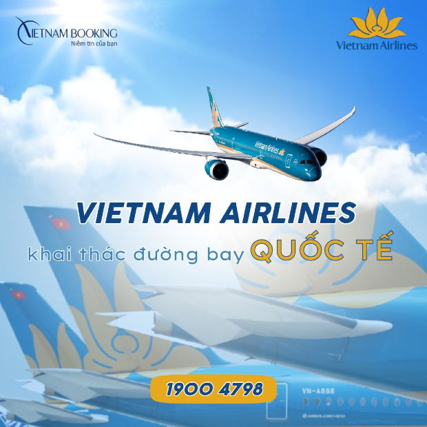 Việt Nam mở đường bay quốc tế từ tháng 10/2021